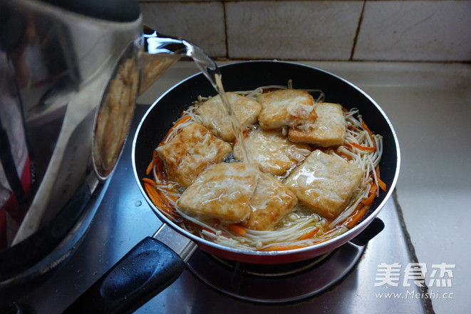 如意豆腐怎么炒