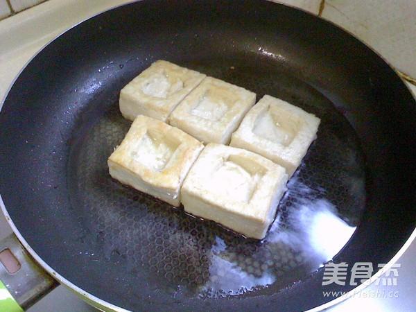 蒸酿豆腐的家常做法