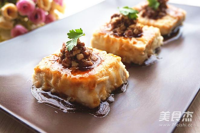蒸酿豆腐怎么炒
