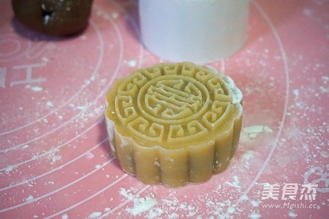 广式莲蓉月饼怎么炒