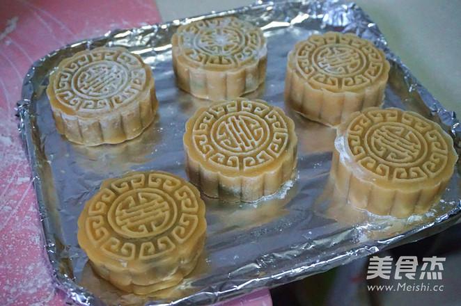 广式莲蓉月饼怎么煮