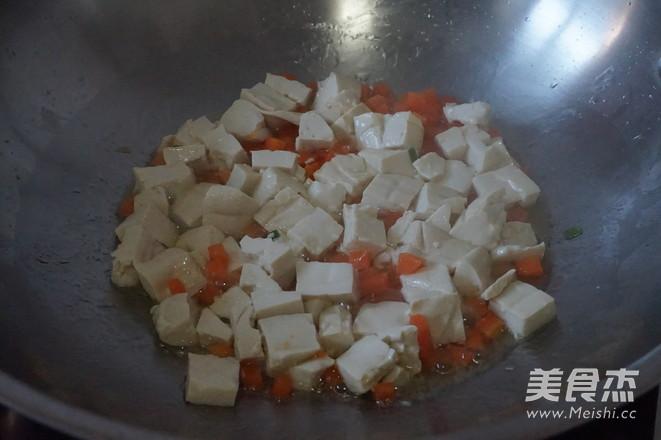 鸡刨豆腐怎么吃