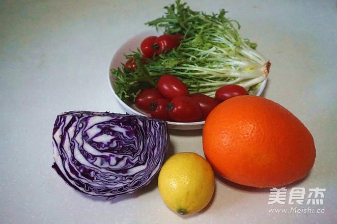 蔬果沙拉的做法大全
