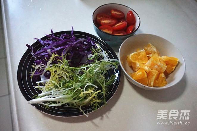 蔬果沙拉的做法图解