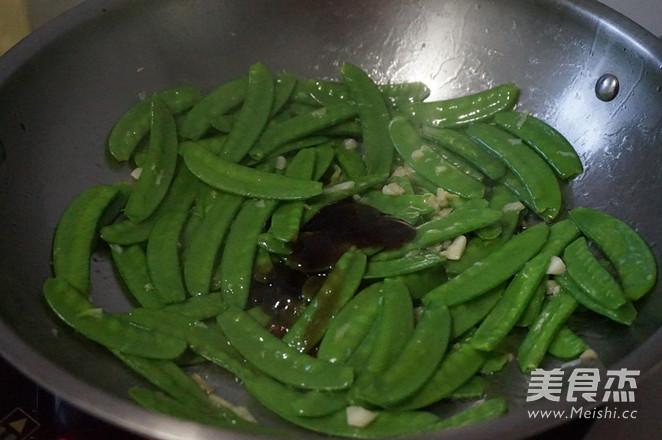 蒜蓉荷兰豆怎么做