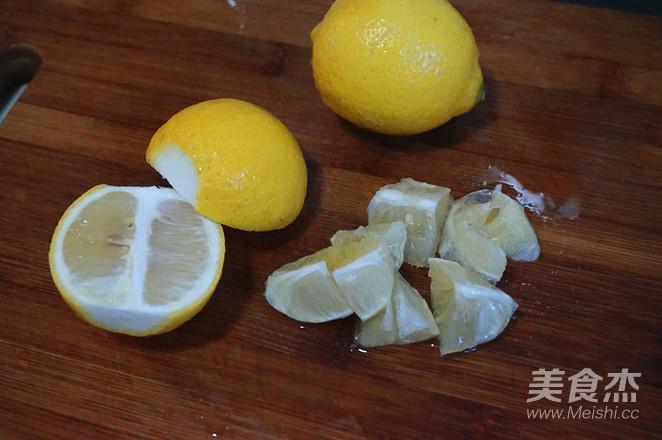 冰糖柠檬汁的做法图解