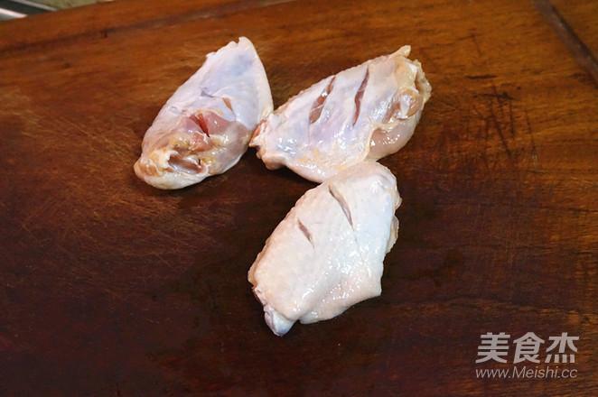 腐乳鸡翅的简单做法