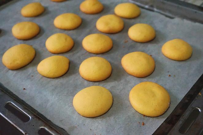 蛋黄小饼干的步骤