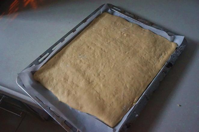 肉松面包卷的步骤