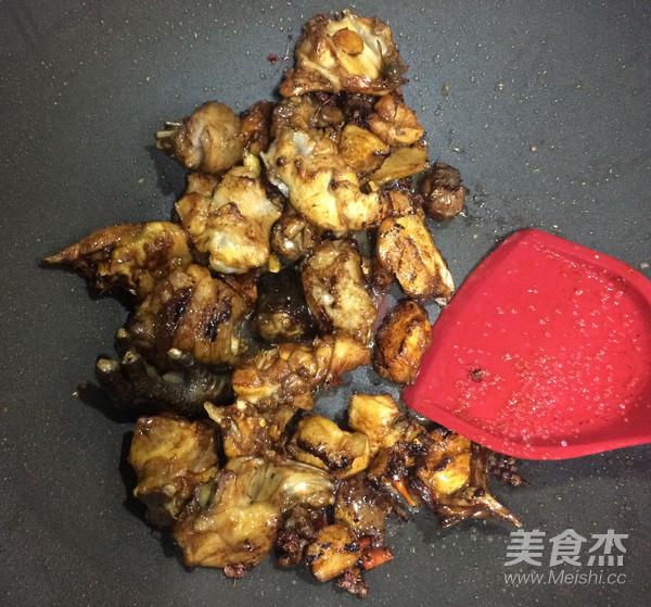 香菇烧鸡块怎么煮