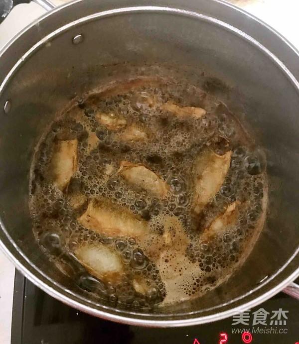 酥炸鲫鱼怎么做
