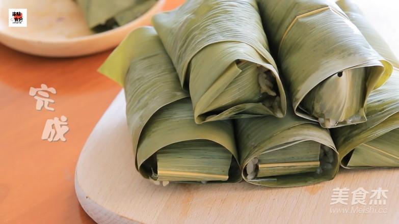 """吃够了粽子?来份不一样的""""粽香排骨卷""""的做法大全"""