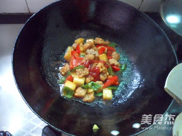 菠萝咕噜肉怎样做