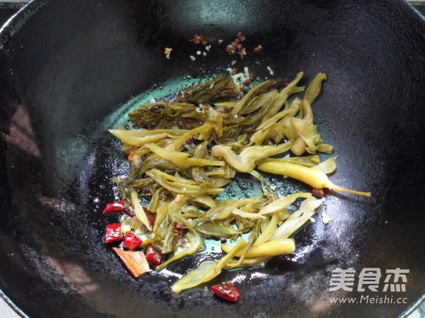 酸菜米线的家常做法