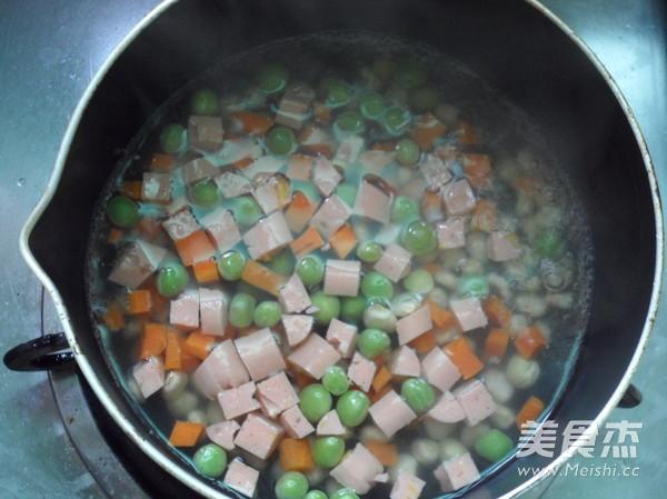 虾仁炒饭的做法大全