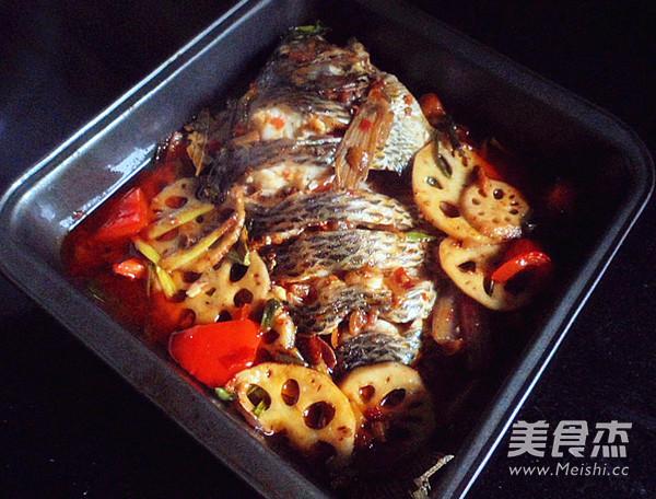 烤鱼怎么煮