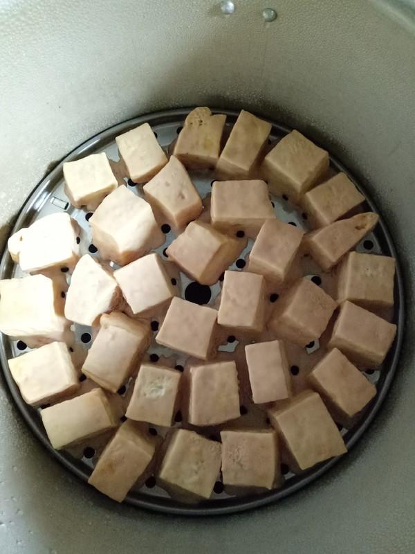红油豆腐乳的简单做法