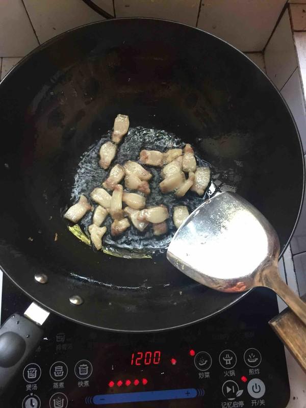 香芋香香饭的简单做法