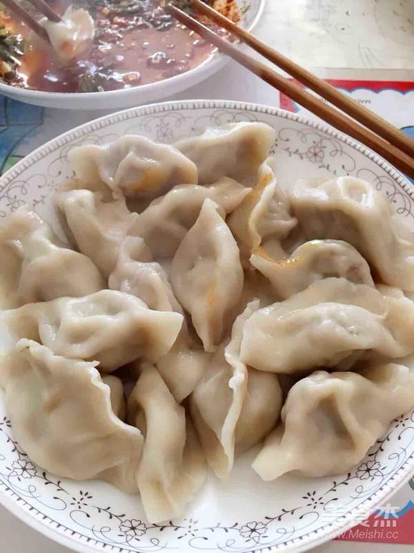 芹菜大肉饺子怎样做