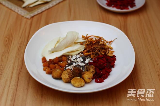 广东老火靓汤-虫草花干贝玉米汤的做法大全