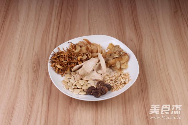 广东老火靓汤-西洋参健脾补气汤的做法大全