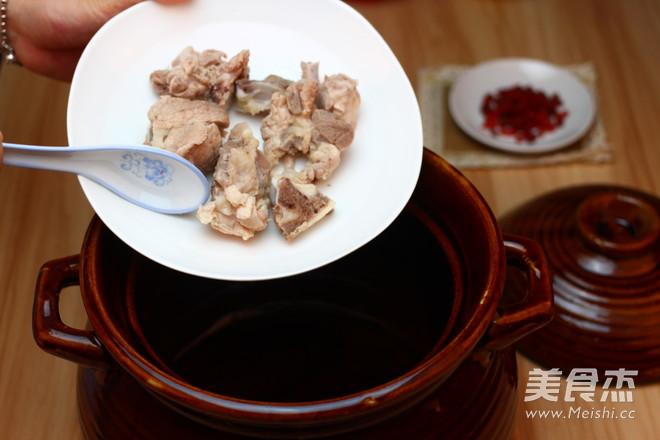 广东老火靓汤-西洋参健脾补气汤的做法图解