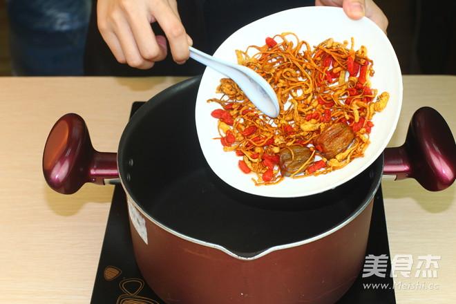 广东老火名贵汤包-燕窝枸杞养阴汤怎么吃
