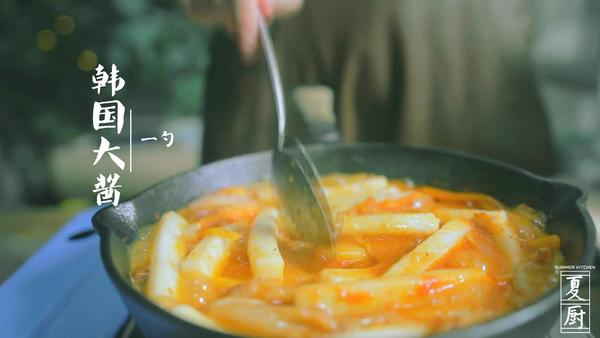 韩国街头美食怎样煸