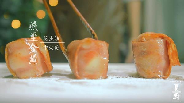 韩国街头美食的制作