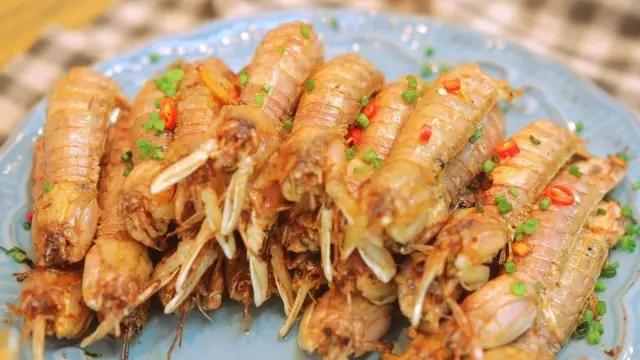 椒盐皮皮虾的做法大全