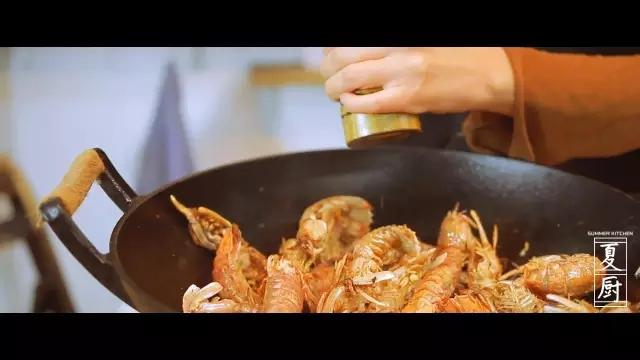 椒盐皮皮虾的简单做法