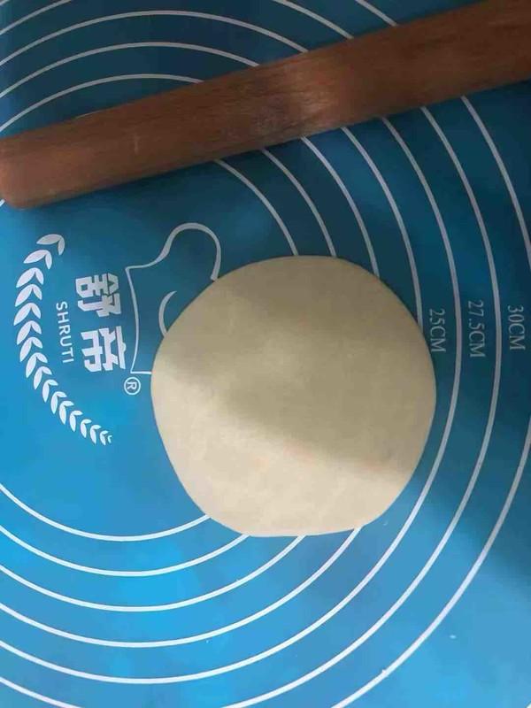 葱香饺子皮的做法图解