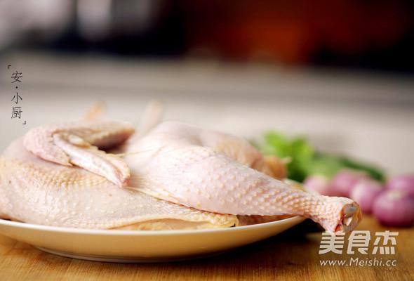 台式三杯鸡的做法图解