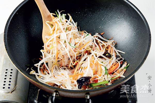 经典小炒素合菜怎么做