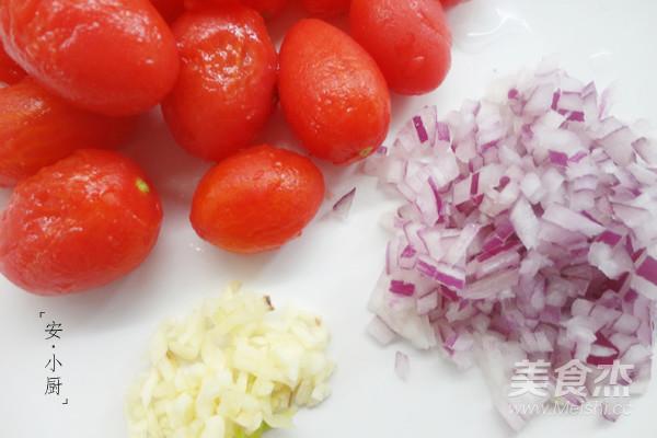 番茄焗蛋的步驟