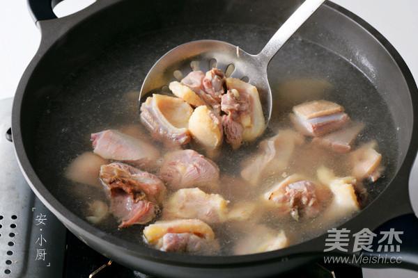 酸萝卜老鸭汤的做法图解