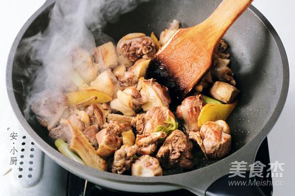 酸萝卜老鸭汤的家常做法