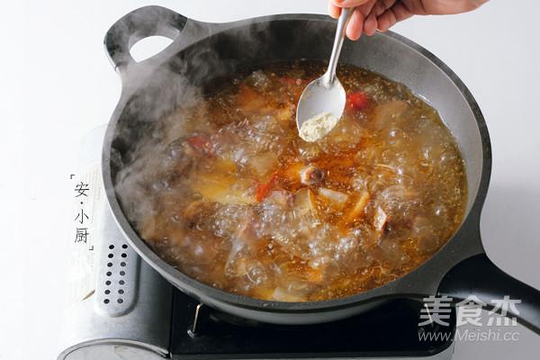 酸萝卜老鸭汤怎么吃