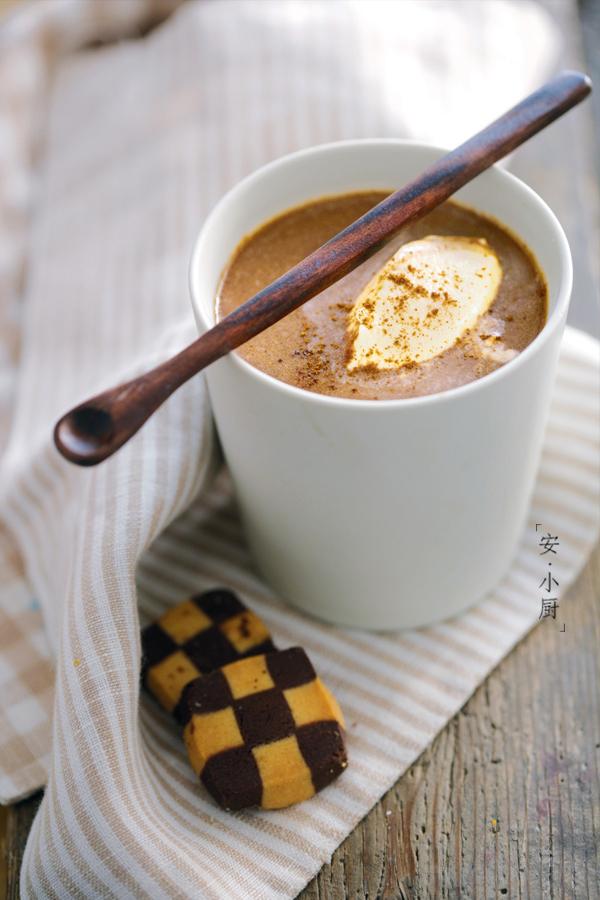 热巧克力成品图