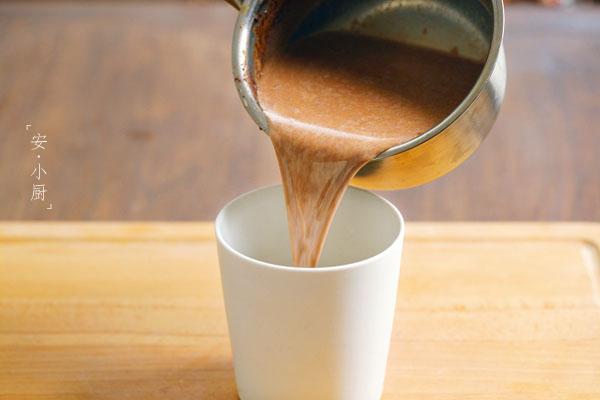 热巧克力的步骤