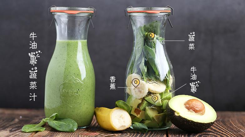 每天一杯蔬果汁,健康美丽喝出来怎么煮