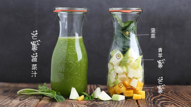 每天一杯蔬果汁,健康美丽喝出来怎么煸