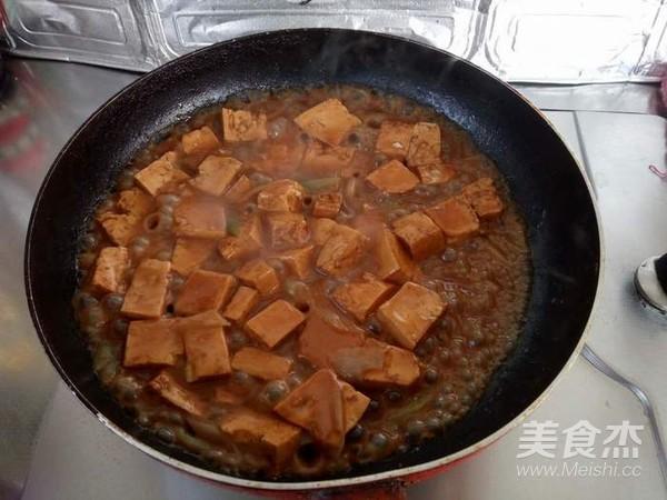 葱烧豆腐怎么煮