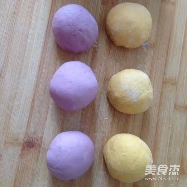南瓜紫薯发糕怎么吃