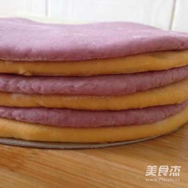 南瓜紫薯发糕怎么炒