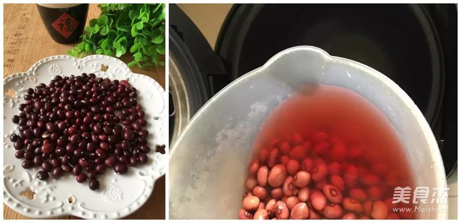 自制蜜红豆的做法大全