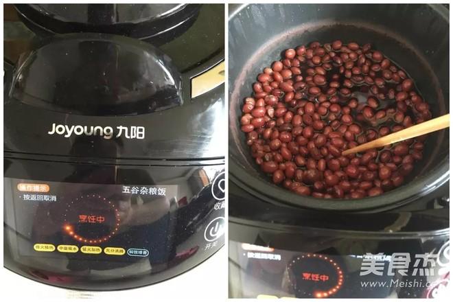 自制蜜红豆的简单做法