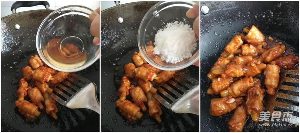土豆版糖醋排骨怎么炒