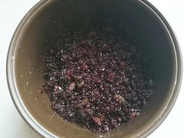 金瓜黑米饭怎么炒