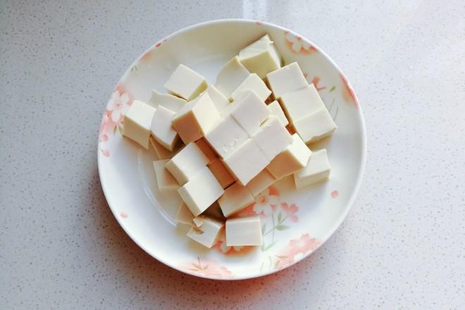 橄榄菜肉末豆腐盖浇饭的做法大全